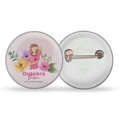 Buttons 65mm Promocional