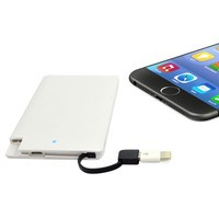 Carregador Power Bank Slim Personalizado