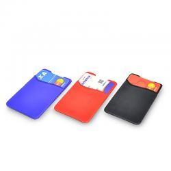 61e529aca Porta Cartão Silicone para Celular Lançamento