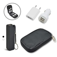Power Bank + Carregador para iPhone 5